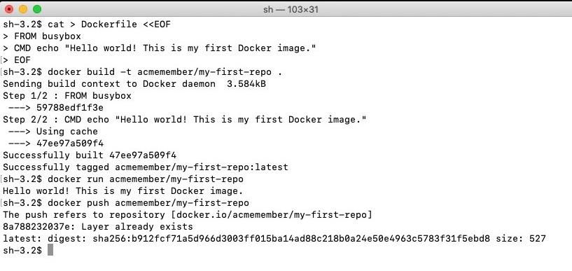 Docker Tutorial for Beginners 4