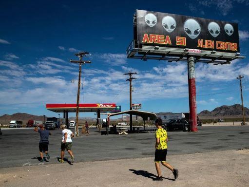 Area 51 look like