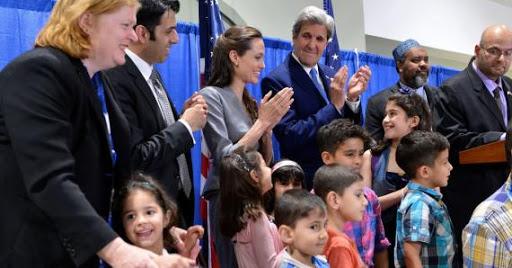 Angelina Jolie Child immigration