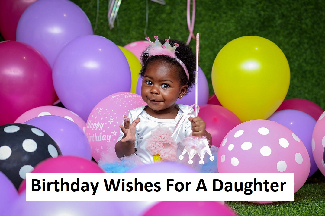 Best Birthday Wishes For A Daughter