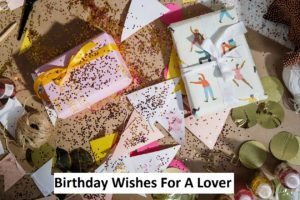 Best Birthday Wishes For A Lover