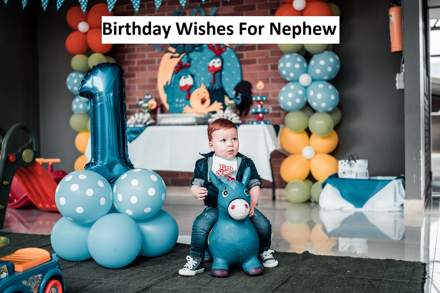You are currently viewing Best Birthday Wishes For Nephew