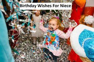 Best Birthday Wishes For Niece
