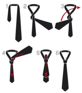 Read more about the article How to tie a tie – step by step guide easy and simple