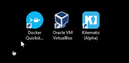 Docker QuickStart
