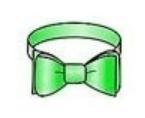 Adjust the bow tie