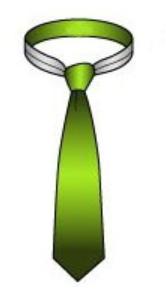 Adjust the tie1