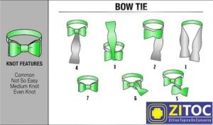 Bow Tie Knot, How to tie a tie step by step blog